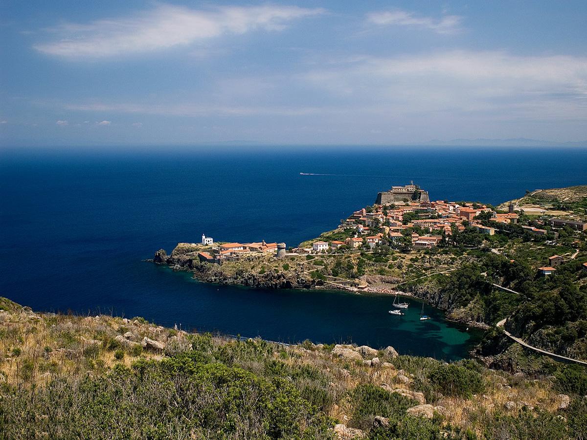 Arcipelago Toscano - 4 Capraia