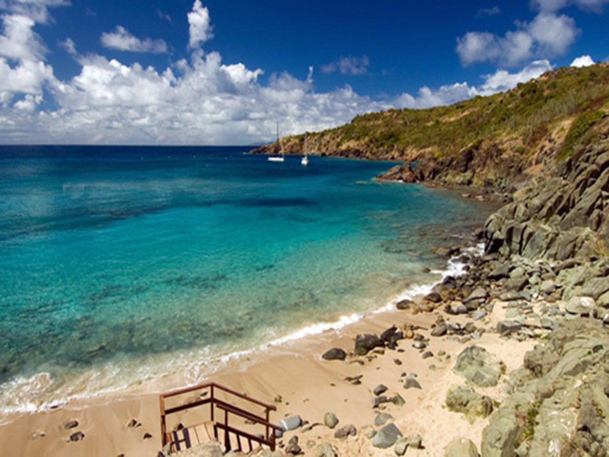 Colombier beach St. Barths